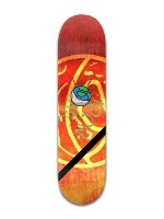 Daymoon First design Banger Park Skateboard 8 x 31 3/4