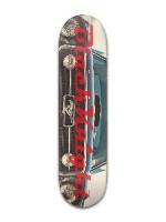 mustang lover Banger Park Skateboard 8 x 31 3/4