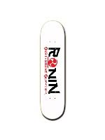Ronin SSC Banger Park Skateboard 8 1/4  x 32