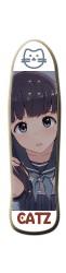 Anime Girl Poolfish Cruiser 8.5 x 32