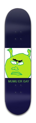 Shrek bitch Banger Park Skateboard 8 x 31 3/4