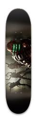 Dead Space Park Skateboard 7.88 x 31.495