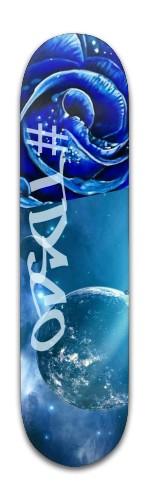 #TDSC // aura dimensions Park Complete Skateboard 8 x 31 3/4