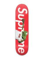 Kermit Supreme Banger Park Skateboard 8 x 31 3/4
