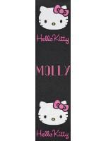 Hello kitty Custom skateboard griptape