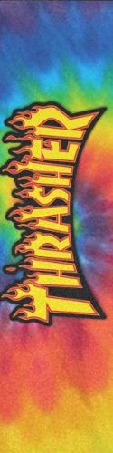 Thrasher Custom skateboard griptape
