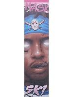 Ski Mask Griptape Custom skateboard griptape