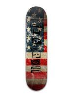 Troll Banger Park Skateboard 8 x 31 3/4