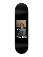 Nick Rainey Fah Sho am model 8.5 Banger Park Skateboard 8.5 x 32 1/8
