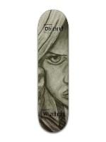 Don't Watch Banger Park Skateboard 7 7/8 x 31 5/8