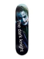 Joker the dark knight Banger Park Skateboard 8 x 31 3/4