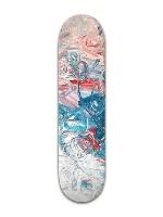 Comparing the Temperature Banger Park Skateboard 7 7/8 x 31 5/8