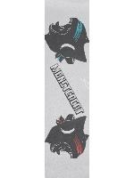 Monstercat Griptape Custom skateboard griptape