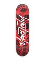 YoursTruly Banger Park Skateboard 8 x 31 3/4