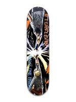 Final clash Banger Park Skateboard 8 x 31 3/4