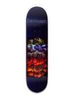 Dachotahs Banger Park Skateboard 8 x 31 3/4