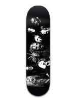 SlipKnot Banger Park Skateboard 8.5 x 32 1/8