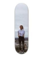 Hannabelia Banger Park Skateboard 8.5 x 32 1/8