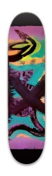 low down Park Skateboard 8 x 31.775