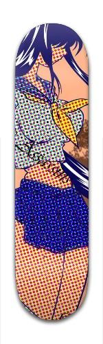 Secrets Banger Park Complete Skateboard 7 7/8 x 31 5/8