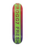 Froggy fresh Banger Park Skateboard 7 7/8 x 31 5/8