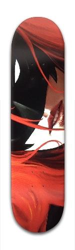 BATWOMAN Banger Park Skateboard 7 7/8 x 31 5/8