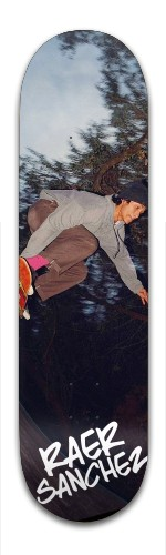 Angel Sanchez Deck Banger Park Skateboard 8.5 x 32 1/8