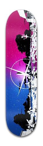Anime Colour Change Banger Park Skateboard 8 x 31 3/4
