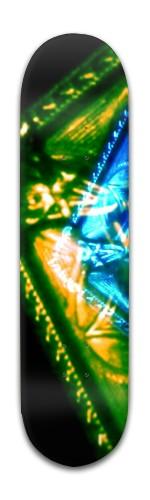 Alien Shield Banger Park Skateboard 8 x 31 3/4