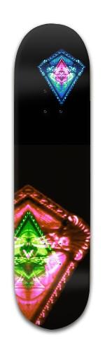 Shades of Energy Banger Park Skateboard 8 x 31 3/4