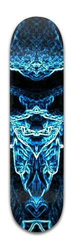Alien Vision Banger Park Skateboard 8 x 31 3/4