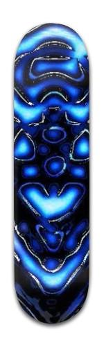 Cosmic Smile Banger Park Skateboard 8 x 31 3/4
