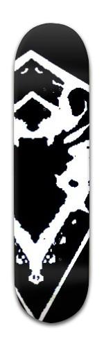 Wing Doctor Banger Park Skateboard 8 x 31 3/4