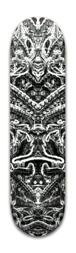Nature Peeps Banger Park Skateboard 8 x 31 3/4