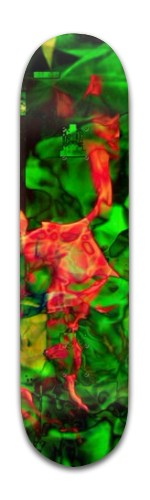 Emerald Dream Banger Park Skateboard 8 x 31 3/4