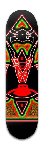 Eternal Neon Banger Park Skateboard 8 x 31 3/4