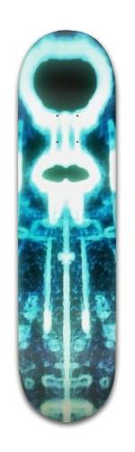 Portal Gates Banger Park Skateboard 8 x 31 3/4