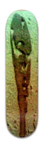 Perplex'd Banger Park Skateboard 8 x 31 3/4