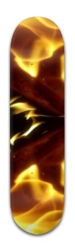 Lost Symbol Banger Park Skateboard 8 x 31 3/4