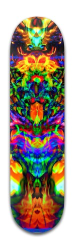 Roy G. Biv Banger Park Skateboard 8 x 31 3/4