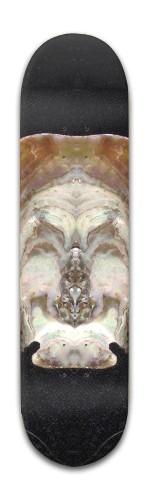 The Face Banger Park Skateboard 8 x 31 3/4