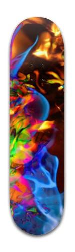 """""""Astral Light"""" Banger Park Skateboard 8 x 31 3/4"""