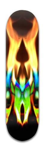 """Soul Extractor"" Banger Park Skateboard 8 x 31 3/4"