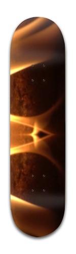 """""""Narthian"""" Banger Park Skateboard 8 x 31 3/4"""
