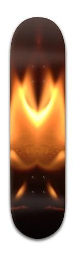 """""""Inner light"""" Banger Park Skateboard 8 x 31 3/4"""