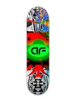 """""""AF radium"""" Banger Park Skateboard 8 x 31 3/4"""