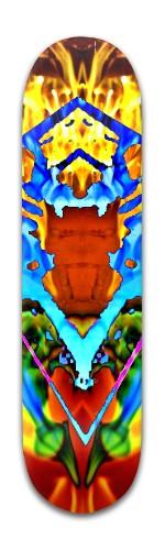 """""""DV Head"""" Banger Park Skateboard 8 x 31 3/4"""