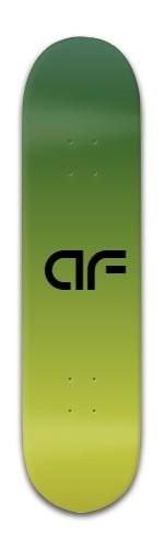 """""""AF Fade"""" Banger Park Skateboard 8 x 31 3/4"""