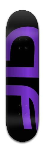 """""""AF BP' Banger Park Skateboard 8 x 31 3/4"""