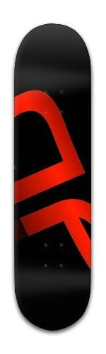 """""""AF Slant"""" Banger Park Skateboard 8 x 31 3/4"""